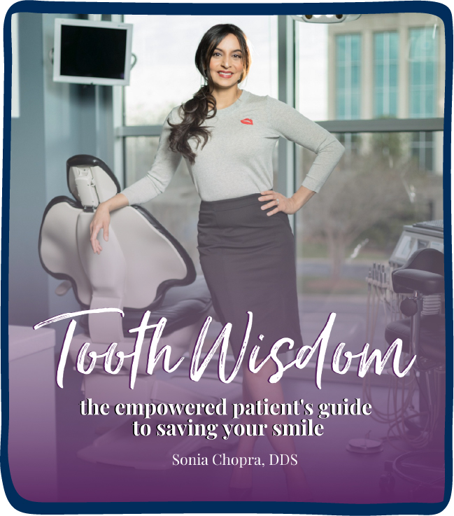 Tooth Wisdom: The Empowered Patient's Guide to Saving Your Smile